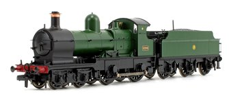 "32xx / 3200 Earl Class Dukedog ""Earl of Plymouth"" GWR Green 4-4-0 Steam Locomotive No. 3206 DCC Sound"
