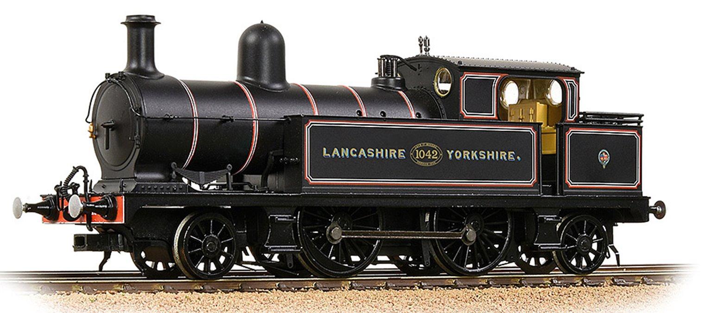 L&YR Class 5 Tank 1042 L&YR Lined Black