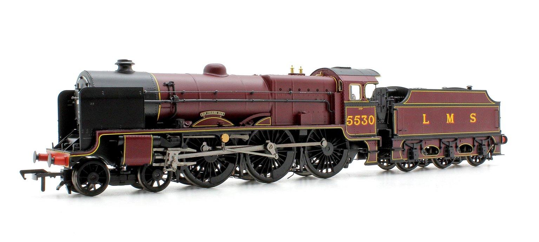 Patriot Class 5530 'Sir Frank Ree' LMS Crimson Locomotive