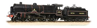 'The Royal Pioneer Corps' BR Black Patriot Class 45506 *Collectors Club*