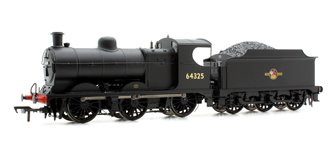 Robinson Class J11 (GCR 9J) #64325 BR Black Late Crest (DCC On Board) 0-6-0 Locomotive