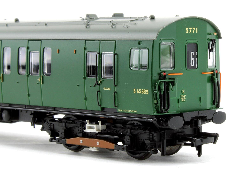 Class 416 2EPB 2 Car EMU 5771 BR Green (No warning panel)