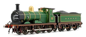SE&CR C Class No.583 SE&CR Lined Green (Original) 0-6-0 Steam Locomotive *NOW SOLD OUT AT BACHMANN*