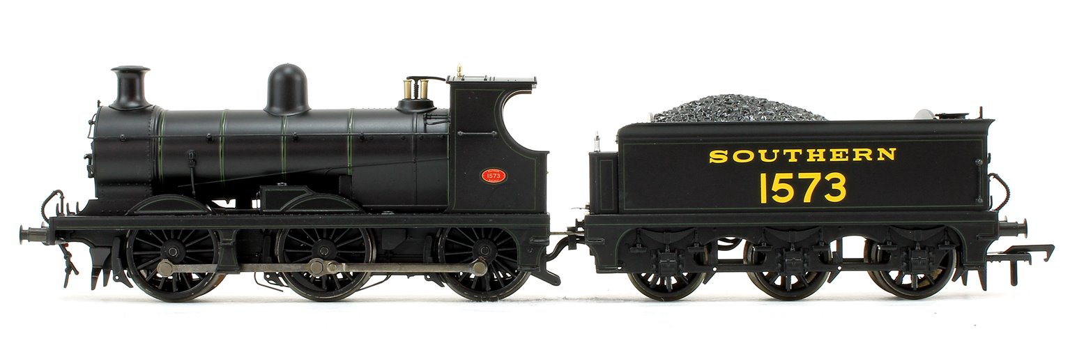 SECR C Class Southern Railway Lined Black 0-6-0 Steam Locomotive No.1583