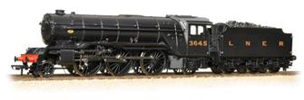 LNER V2 Class 2-6-2 3645 LNER Black