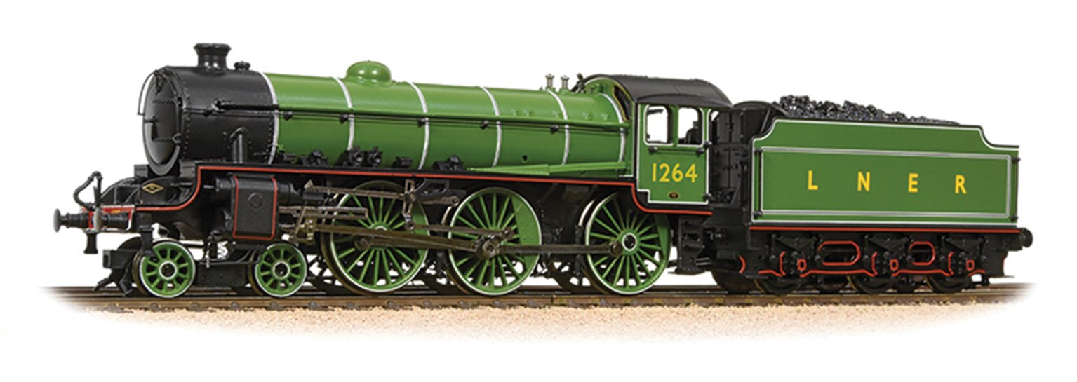 Class B1 1264 LNER Lined Green Locomotive