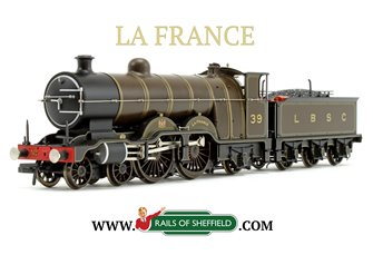 H1 Class Atlantic No. 39 'La France' in LBSCR livery