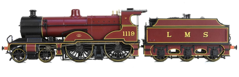 LMS 4P Compound 1119 LMS Crimson Lake (LMS)