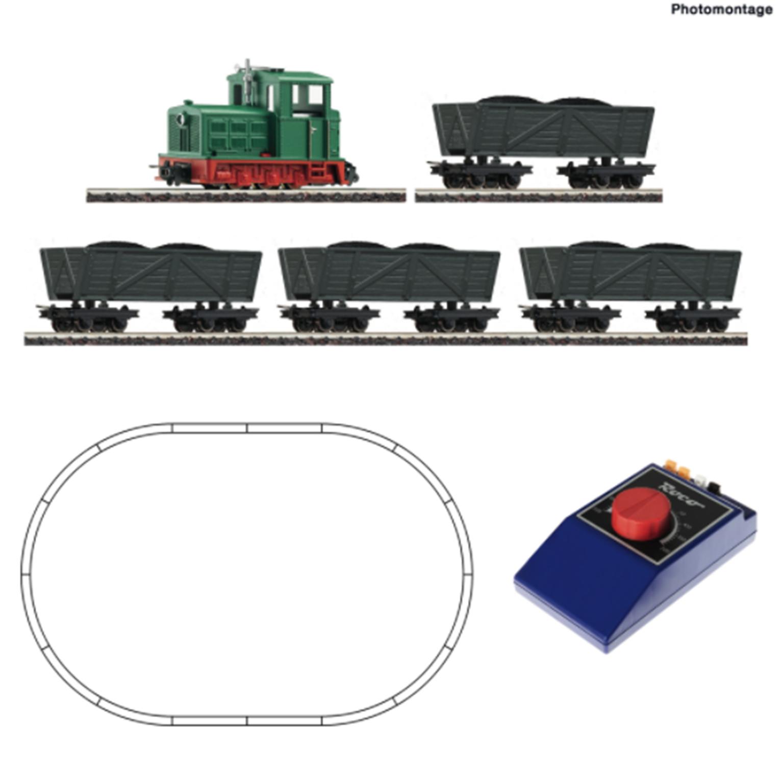Industrial Diesel Freight Starter Set
