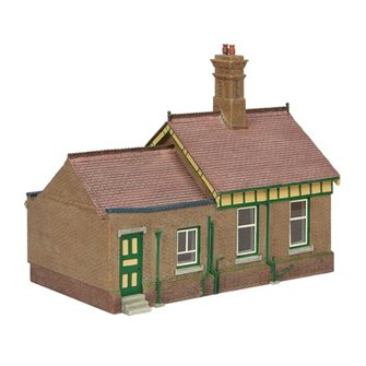 Bluebell Office and Store Room Green and Cream