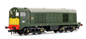 Class 20 - D8011 BR Green with small yellow panels Diesel Locomotive