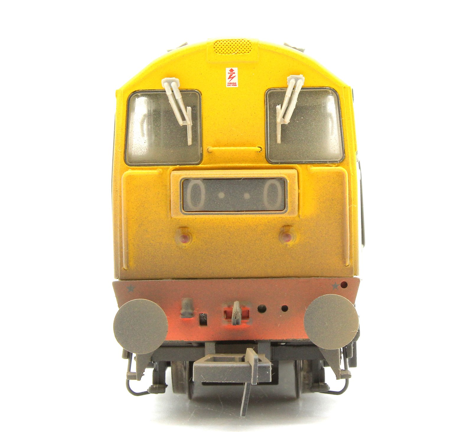 Class 20 141 BR Green WITH Full Yellow Ends (Weathered) Diesel Locomotive