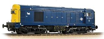 Class 20/0 Headcode Box 20201 BR Blue