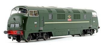 Class 43 Warship 'Roebuck' BR Green Diesel Locomotive D841