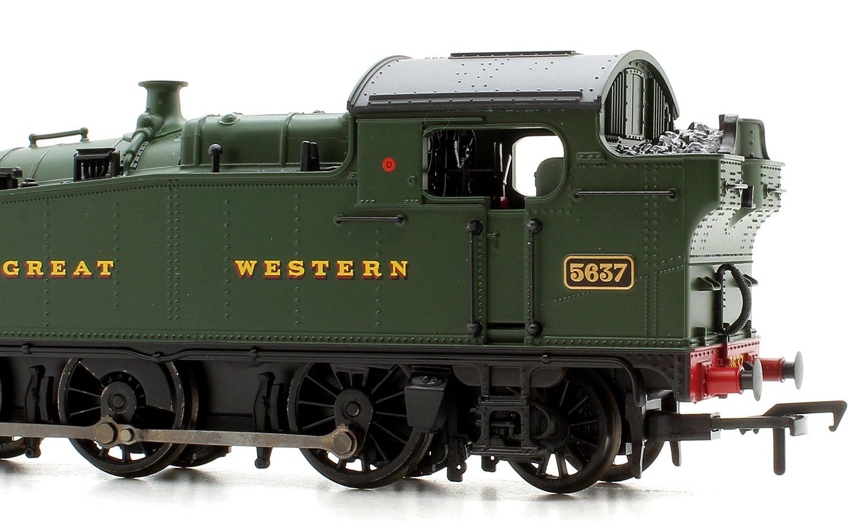 Class 56xx Great Western (GWR) Green Tank Locomotive 5637