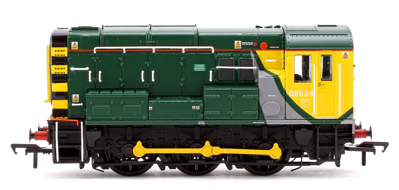 Class 08 624 Freightliner Powerhaul Diesel Shunter Locomotive