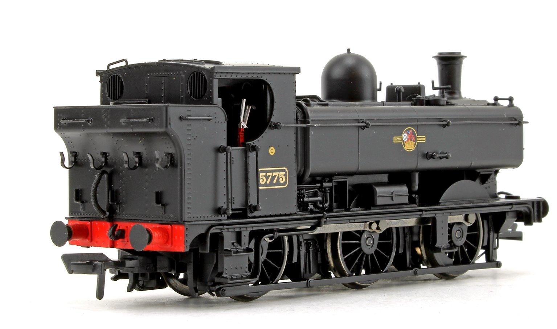 GWR 57xx Pannier Tank BR Black (Late Crest) Locomotive No. 5775