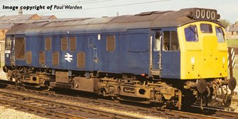 Class 25/1 No 25060 in weathered BR Blue livery(Price is estimated - we will notify you if price rises and offer option to cancel)