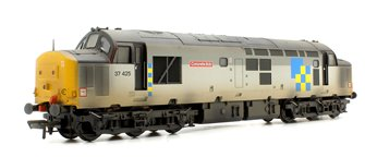 Class 37 425 'Sir Robert McAlpine / Concrete Bob' BR Construction Sector Diesel Locomotive Weathered