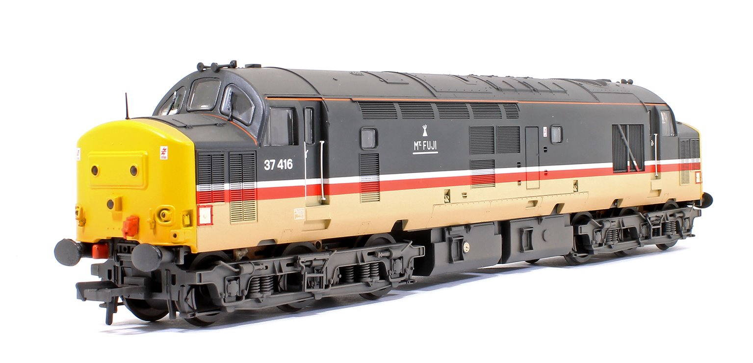 Class 37/4 37416 'Mount Fuji' BR Mainline Diesel Locomotive (Weathered)