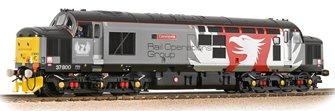 Class 37/7 Refurbished 37800 'Cassiopeia' Europhoenix (ROG)