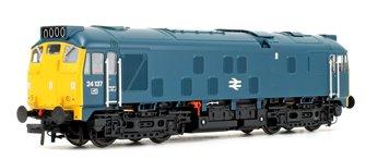 Class 24/1 24137 BR Blue Diesel Locomotive