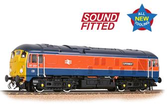 Class 24/1 97201 'Experiment' Disc Headcode BR RTC (Original) - DCC Sound
