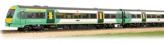 Class 171/7 2 Car DMU 171727 Southern - FREE UK POST