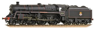 BR Standard Class 5MT No. 73118 'King Leodegrance' BR Lined Black Early Emblem
