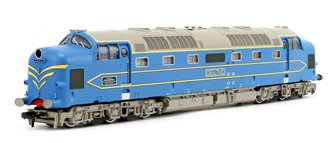 DP1 Prototype Deltic Diesel Locomotive (East Coast Mainline Livery)
