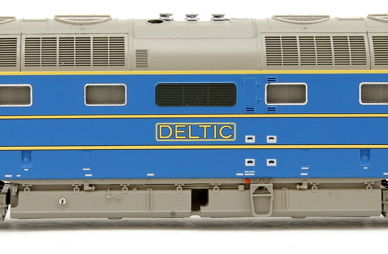 DP1 Prototype Deltic Diesel Locomotive (East Coast Mainline Livery)