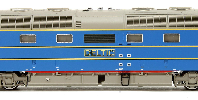 DP1 Prototype Deltic Diesel Locomotive (West Coast Mainline Livery)