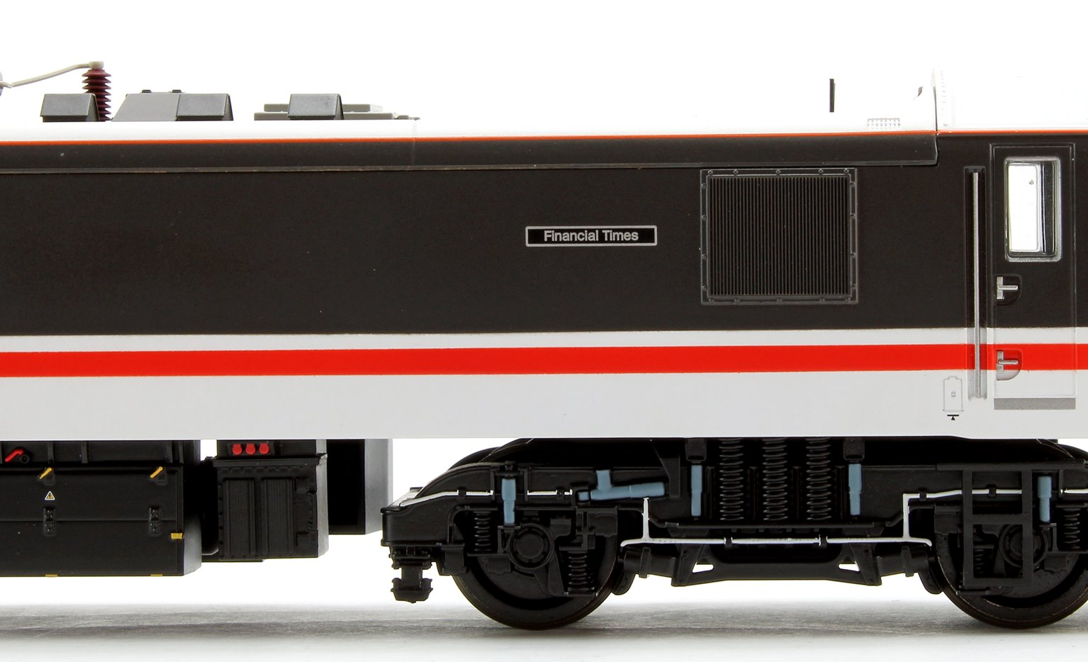 Class 90 90005 'Financial Times' BR Intercity Swallow Electric Locomotive