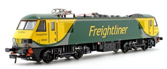 Class 90 90042 Freightliner 'Powerhaul' Electric Locomotive