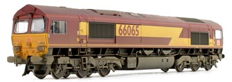 Class 66 065 DB Schenker (ex-EWS) Diesel Locomotive Weathered
