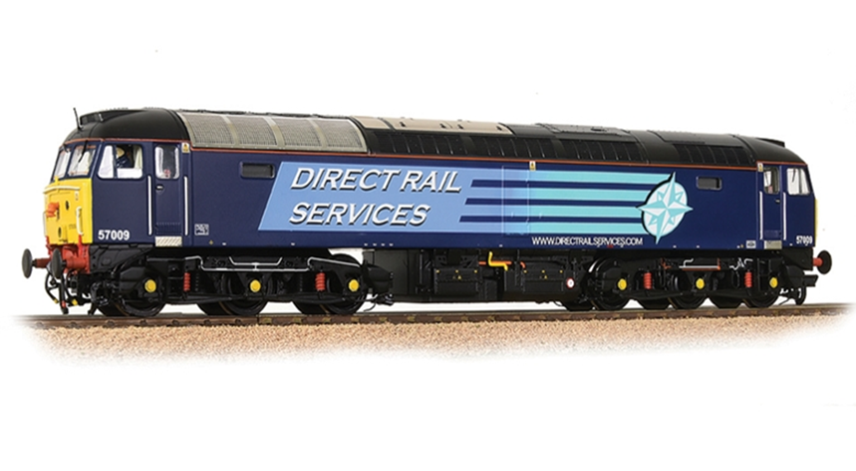 Class 57/0 57009 DRS Compass (Original) Diesel Locomotive