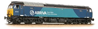 Class 57/3 No. 57314 Arriva Trains Wales (Revised)