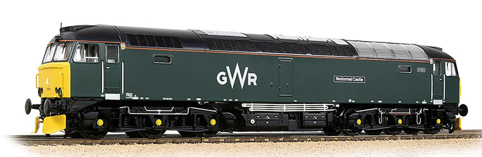 Class 57/6 57602 'Restormel Castle' GWR Green (FirstGroup)