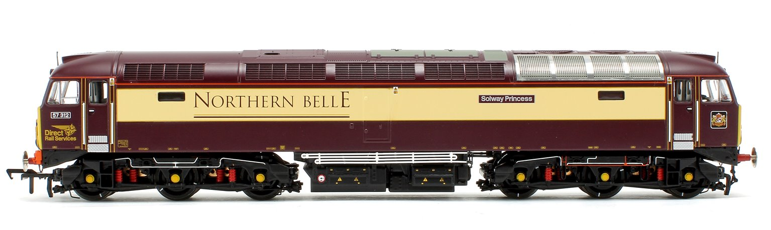 Class 57/3 No. 57312 'Solway Princess' Northern Belle Diesel Locomotive