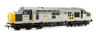 Class 37/0 37049 'Imperial' BR Triple Grey Coal Split Headcode locomotive