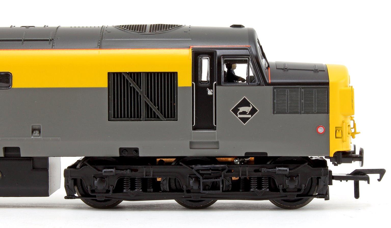 Class 37/0 37046 BR Grey & Yellow 'Dutch' Split Headcode Diesel Locomotive