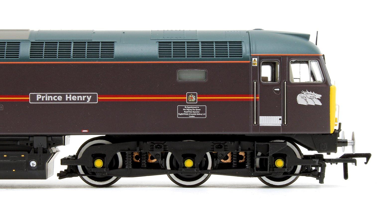 Class 47 799 'Prince Henry' EWS Royal Claret Diesel Locomotive (NRM Exclusive)