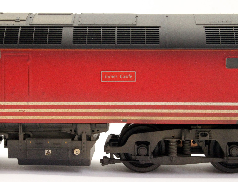 "Class 47/8 47814 ""Totnes Castle"" Virgin Trains Diesel Locomotive - Weathered"
