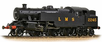 LMS Fairburn Tank 2245 LMS Black (Original)