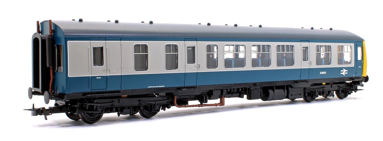 Class 108 2 Car DMU BR Blue & Grey