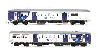 Class 150/2 2 Car DMU No. 150220 Northern