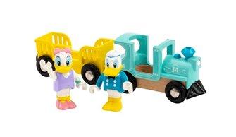 Brio Mickey & Friends - Donald & Daisy Duck Train