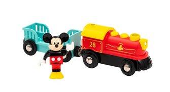 Brio - Mickey Mouse Battery Train