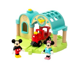 Brio - Mickey Mouse Record & Play Station