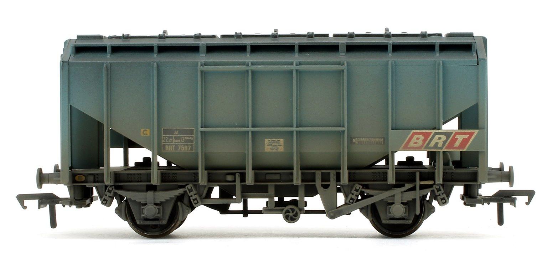 35 Ton AL Ex-Bulk Grain Wagon BRT Blue – Weathered